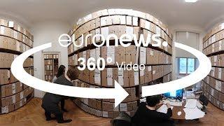 360°: O arquivo que lembra a arte que desafiou o regime comunista