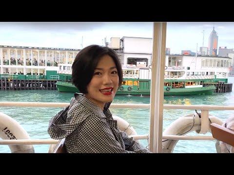 2019.05.31 中環10號碼頭街演 - 開場準備花絮-1, 香港旺角小龙女龙婷