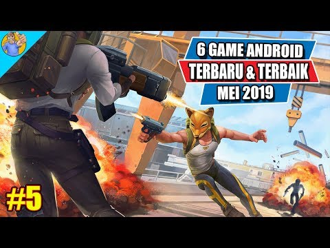 🥇 Top 5 Best Offline High Graphics Games For Android/IOS 2019
