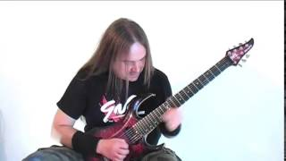 Dream Theater   The Count of Tuscany   Guitar Solos   by Dr Viossy 480p
