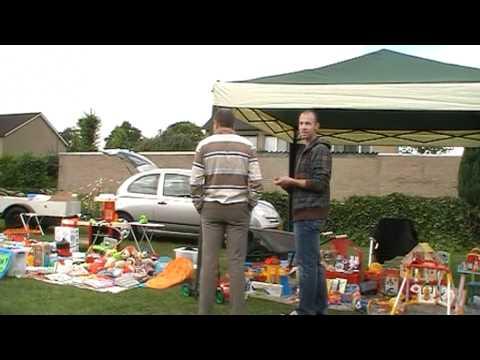 Overloon buurtvereniging de ptitter kindermarkt 03-07-2011