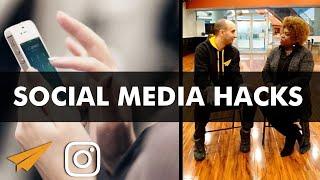 Hacking SOCIAL MEDIA from ZERO to HERO | #InstagramLive