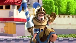 Clash Royale: Want to See My Lance?