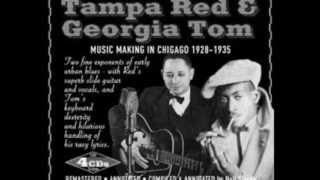 Tampa Red & Georgia Tom-Dead Cats on the Line