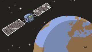 Galiléo... le GPS européen !