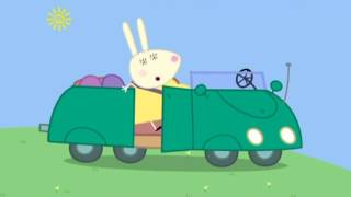Peppa Pig - Mummy Rabbit's Bump (10 episode / 4 season) [HD]