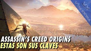 Todo lo que necesitas saber sobre Assassin's Creed Origins