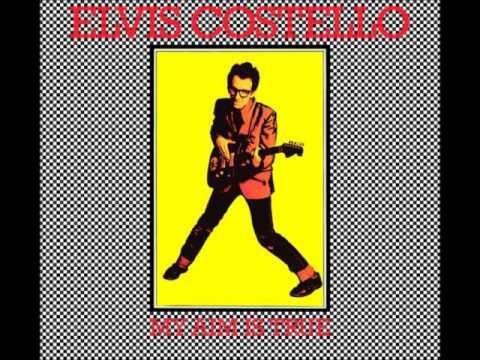 Elvis Costello   Sneaky Feelings with Lyrics in Description
