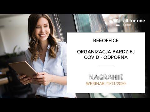 BeeOffice – organizacja bardziej COVID-odporna