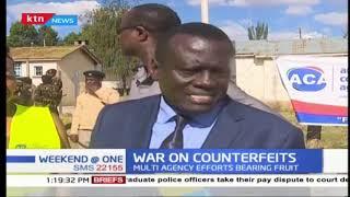 War on Counterfeit: Goods worth Sh13.5 million destroyed in North Rift