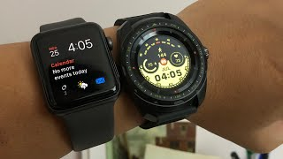 Kingwear KW01 Unboxing + Hands-On: US$45 Smartwatch That Can Make Calls And Get WhatsApp