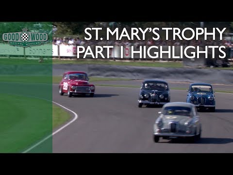 V8 Victory at Revival   2019 St Mary's Trophy highlights