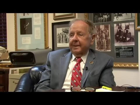 An interview with retired Virginia State Senator Charles Colgan