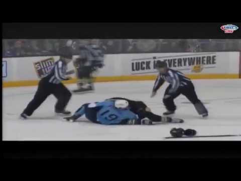 Bryce Gervais vs. Justin Kirkland