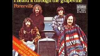 Creedence Clearwater Revival - I Heard It Trough The Grapevine (The Reflex Revision MF edit)