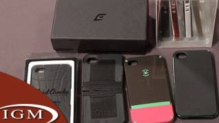 My Top Five IPhone 4 Cases - May 2011 (Discussion)
