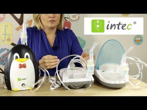Zestawienie Inhalatorów firmy Intec Medical
