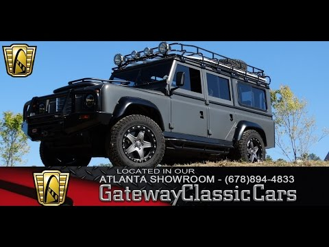 1968 Land Rover Series II Resto-Mod - Gateway Classic Cars Of Atlanta #85