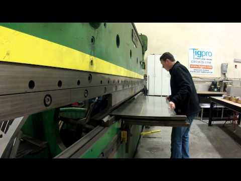 How Stainless Steel Countertops are Fabricated