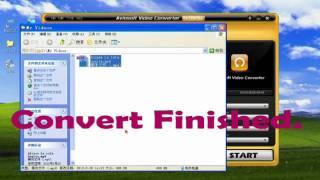 Use Aviosoft video converter ultimate converter WMV to Nokia X6