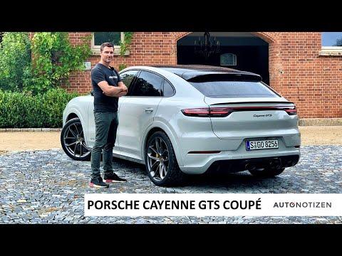 Porsche Cayenne GTS Coupé 2019: V8-SUV mit 460 PS - Review, Test, Fahrbericht