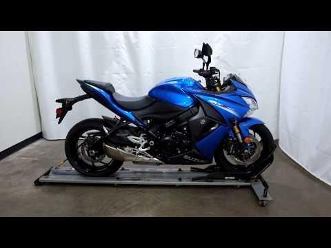 2016 Suzuki GSX-S1000 in Eden Prairie, Minnesota - Video 1