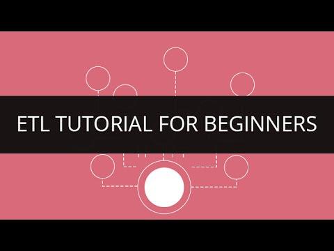 ETL Tutorial for Beginners -Part 1 | ETL Data Warehouse Tutorial ...