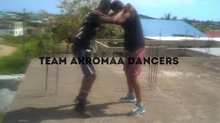 Lil Shaker X Kojo Cue Mama Yie Afro Beat Dance Video Smack Down By Akromaa Dancers