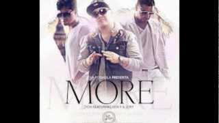 Zion Ft Jory  Ft  Ken-Y - More (Con Letra) Original