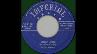 FATS DOMINO   Goin' Home    MAR '52
