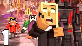 Minecraft Story Mode Season 2 Episode 5 First Look Above