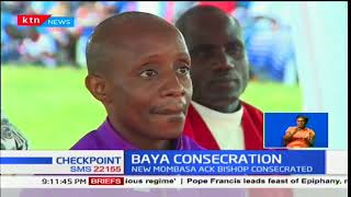 Baya Consecrated even as the Anglican church goes through leadership wrangles