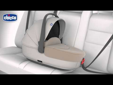 Trio Love Carrycot –Group 0 (0-10 kg) — Installation Video