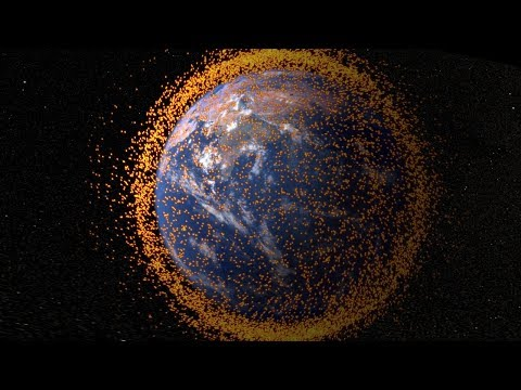 How Dangerous is Orbital Debris? – Offworld Episode 10: Gravity
