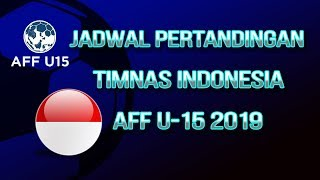 Jadwal Pertandingan dan Siaran Langsung Piala AFF U 15 2019, Indonesia Vs Vietnam di Laga Perdana