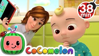 Please and Thank You Song | +More Nursery Rhymes & Kids Songs - Cocomelon (ABCkidTV)