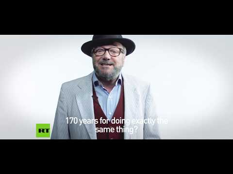 'Publish and be damned': George Galloway on 'press freedom' in UK