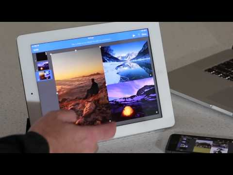 Learn how to use Apple's Keynote for iPad in less than 3 minutes