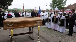 Zręcin - Pogrzeb ks. prałata Jerzego Moskala