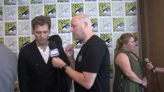 Дэниэл Гиллис, The Originals, Daniel Gillies, Joseph Morgan, Comic Con 2015