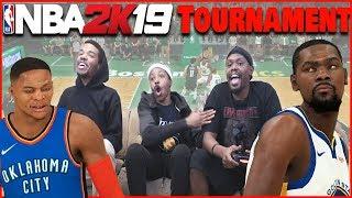 An EPIC High Speed, Random Team 2k Tournament! (NBA 2K19 Gameplay)