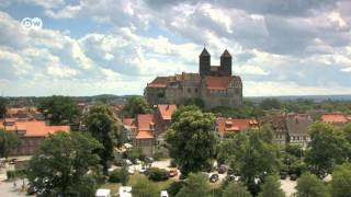 preview picture of video 'Quedlinburg in 60 Sec | UNESCO Welterbe'