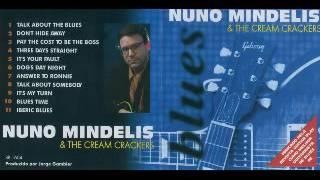 Nuno Mindelis & The Cream Crackers - 1998 - Answer To Ronnie - Dimitris Lesini Greece