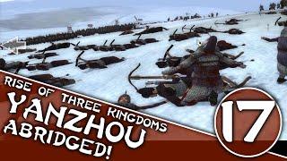 Medieval 2 TW Rise of Three Kingdoms Abridged #17   Yanzhou Campaign
