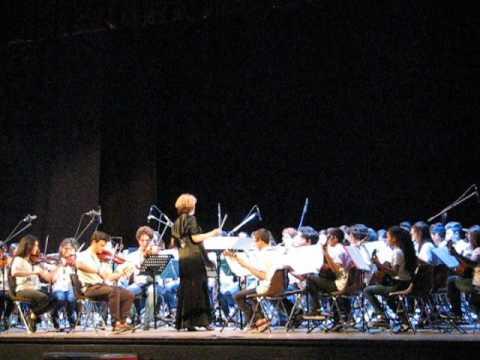 Orchestra Scuola Dante Alighieri Catania - Concerto fine anno - Fantasie di colonne sonore