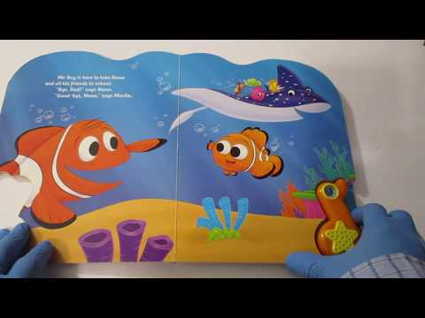 "DISNEY PIXAR Finding Nemo ""A Party For Nemo"" Play-A Tune Tale"