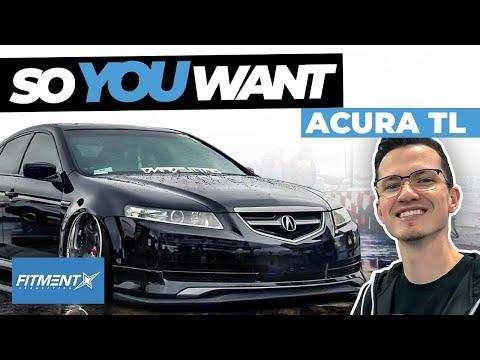 So You Want an Acura TL