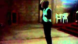 Mercy Cwasi Oteng and Purple Donnie Mcclurkin