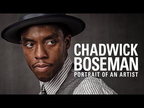 Chadwick Boseman: Portrait of an Artist | Official Trailer | Netflix