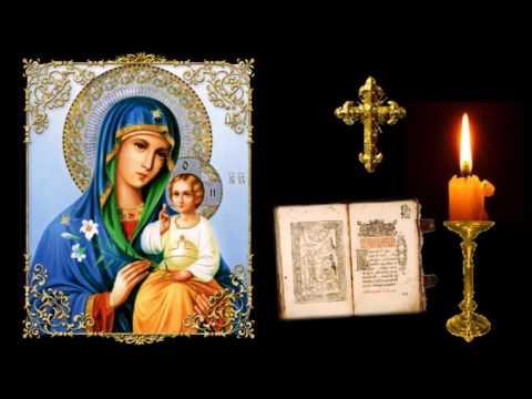 Молитва за детей о предстоящей операции